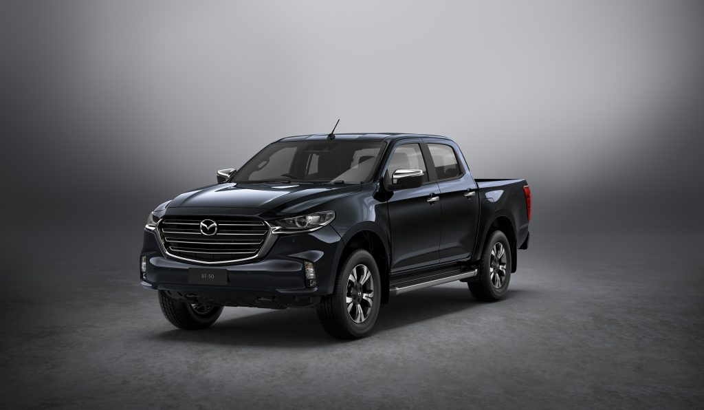 all new mazda bt-50